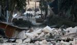 Syria: prawie 10 tys. ludzi uciekło ze wschodnich dzielnic Aleppo