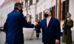 Morawiecki do Orbana: Viktorze, dziękuję za wizytę