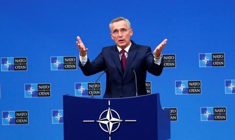 Stoltenberg: NATO stoi przed dylematem, czy zostać w Afganistanie