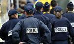 Francuscy policjanci domagali się poprawy warunków pracy