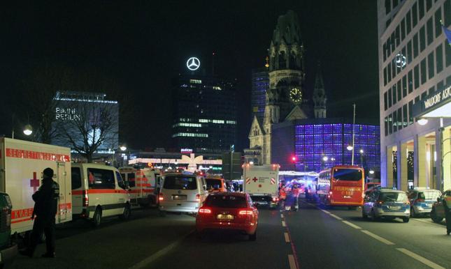 W poniedziałek w Berlinie doszło do zamachu,  w którym zginęło łącznie 12 osób