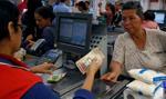 7276 proc. - inflacja w Wenezueli w hiperboli