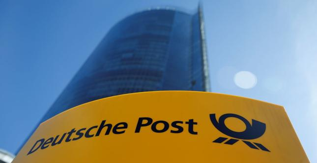Deutsche Post kupi UK Mail