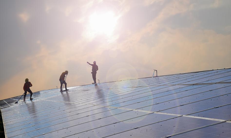 Recykling paneli fotowoltaicznych. Powstało konsorcjum z udziałem AGH, które opracuje metodę