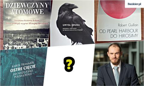 Czytam, oglądam, polecam. Marcin Mazurek, główny ekonomista mBanku