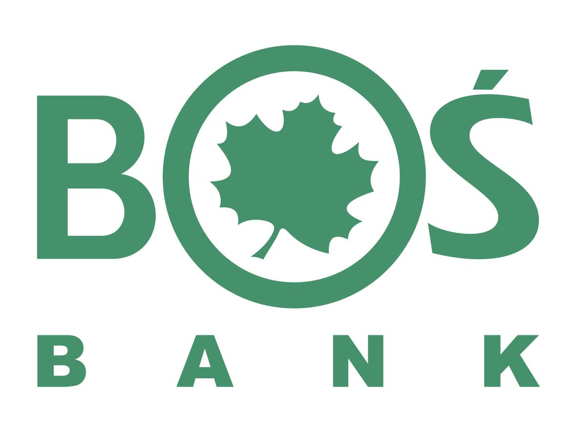 Logotyp BOŚ Bank