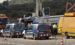 Hiszpania: 14 zabitych, 43 rannych w wypadku autokaru ze studentami