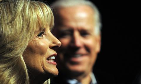 Dr Jill Biden pierwszą w historii kraju pierwszą damą pracującą poza Białym Domem