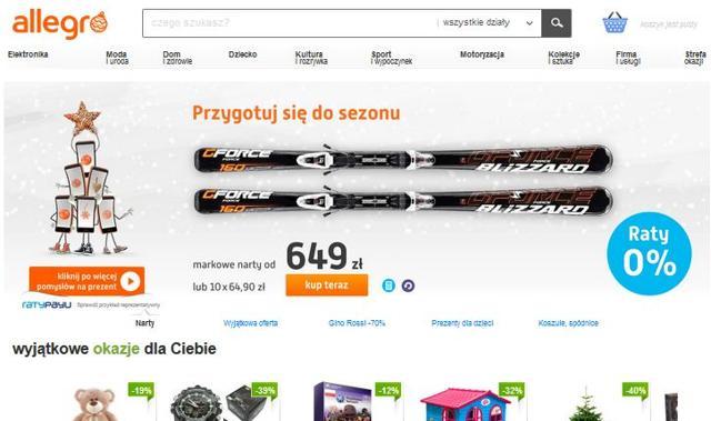 Allegro Na Sprzedaz Bankier Pl