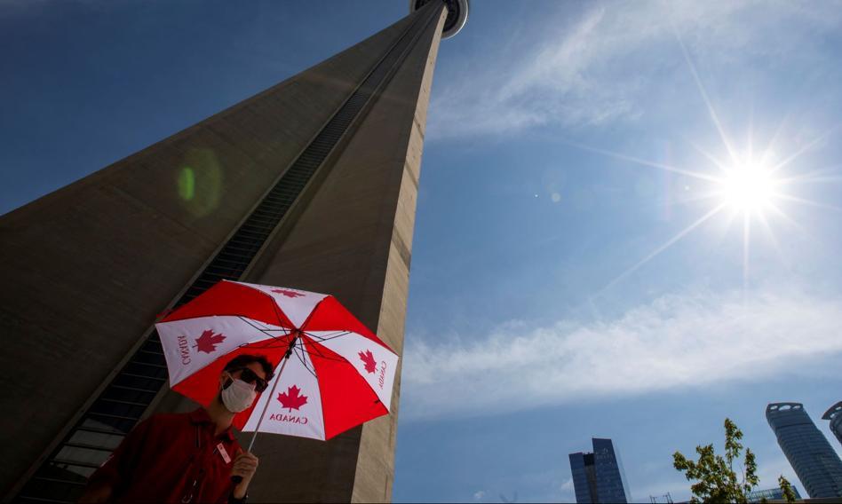 Kanada zamyka granice dla podróżnych do 21 lipca