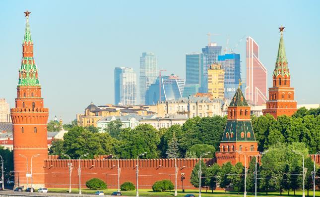 Urzędnicy na Kremlu zarabiają najwięcej