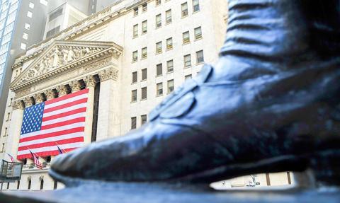Spadki na Wall Street. Dow Jones zaliczył najgorszą sesję od lutego