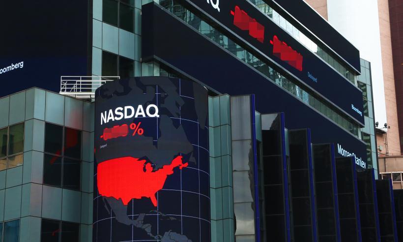 Spadki na Wall Street trzeci dzień z rzędu