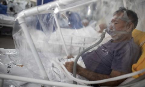 Już prawie dwa miliony przypadków koronawirusa w Brazylii