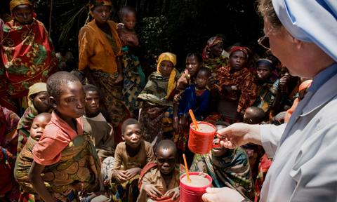 Ponad 7 mln ludzi zmaga się z ostrym głodem w Mali, Nigrze i Burkinie Faso