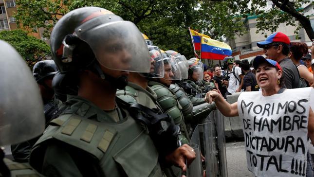 Wenezuela: władze nakazały okupację amerykańskiej fabryki