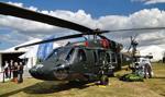 Do bazy wojskowej w Powidziu przyleciały pierwsze śmigłowce Black Hawk