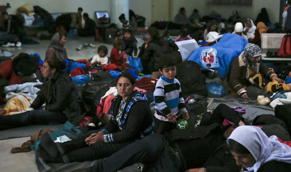 Bułgaria: pięciokrotny wzrost imigrantów w ośrodkach