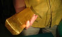 Poranne tąpnięcie na rynku złota