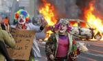 Niemcy: ostre protesty przed siedzibą EBC