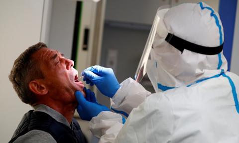 Rekordowa liczba nowych zakażeń koronawirusem w Danii