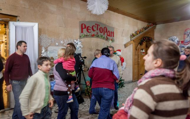 Polacy ewakulowani z Donbasu