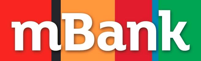 Logotyp mBank