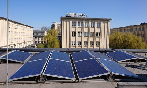 AGH zbuduje dom solarny, w którym zamieszkają uczestnicy igrzysk w Pekinie
