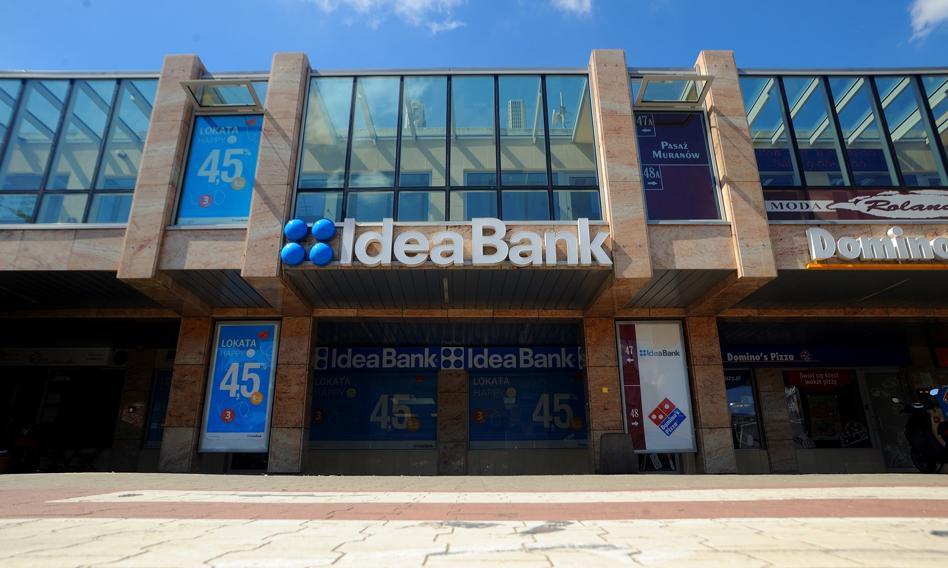 Getin Holding podpisał warunkową umowę sprzedaży akcji Idea Bank Rumunia