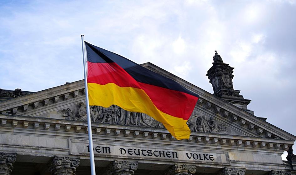 Będą kary za publiczne używanie flag wojennych Rzeszy w Niemczech