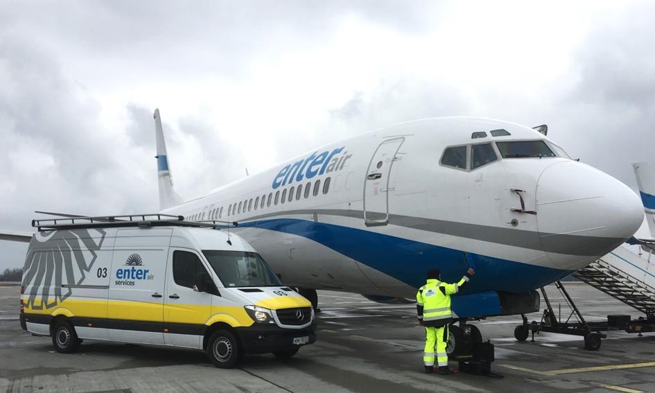 Enter Air w III kw. '21 planuje pokazać zysk netto