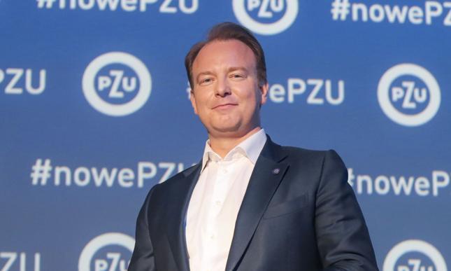 Paweł Surówka, prezes zarządu PZU SA.