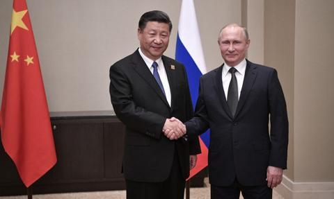 Chiny kupiły od Rosji śmigłowce o wartości ponad 2 mld USD