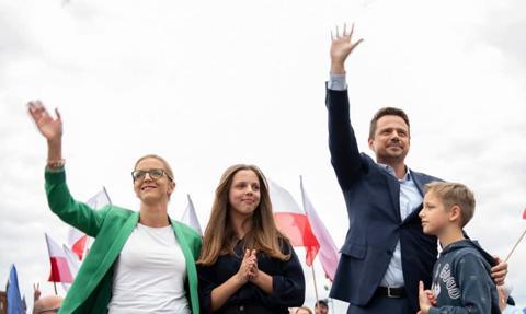 Trzaskowski: Będę prezydentem, który współpracuje z każdym