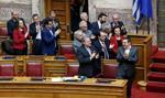 Grecki parlament poparł umowę z Macedonią o zmianie nazwy tego kraju