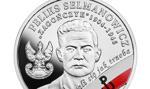 NBP wprowadza monetę upamiętniającą Feliksa Selmanowicza ps. Zagończyk
