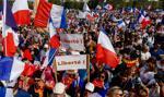 Demonstracjewe Francji przeciw paszportom sanitarnym; doszło do starć z policją