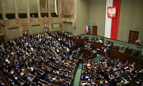 Opozycja przeciw projektowi nowelizacji ustawy o Agencji Mienia Wojskowego autorstwa PiS