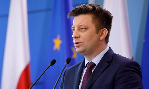 Dworczyk: Nie ma zgody, by uznać wyniki wyborów na Białorusi