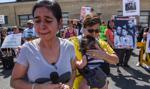 Dekret Trumpa spotęgował chaos na granicy