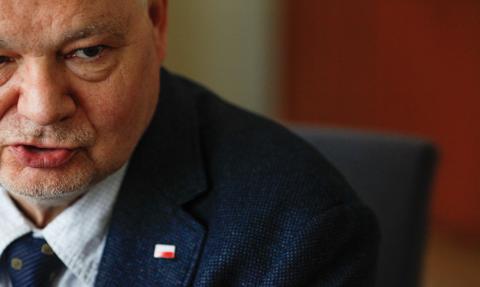 Glapiński: NBP nie jest gospodarzem problemu kredytów frankowych
