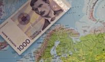 Norwegia na przekór światu. Stopy procentowe w górę