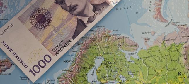 Norweski megafundusz wyszedł na plus