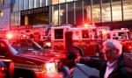 Pożar na 50. piętrze Trump Tower w Nowym Jorku. Jedna osoba nie żyje