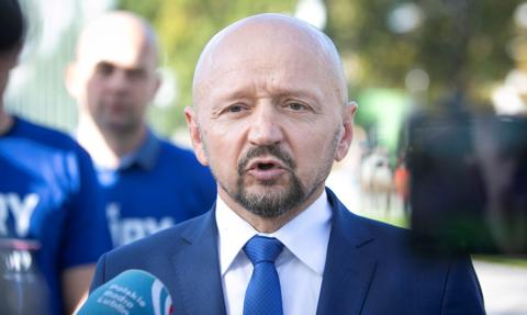 Z KO do Polski 2050. Senator Jacek Bury przechodzi do Hołowni