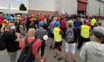 Strajk w zakładach firmy Paroc w Trzemesznie