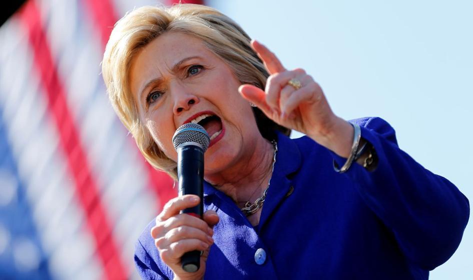 Hillary Clinton oficjalną kandydatką Demokratów na prezydenta