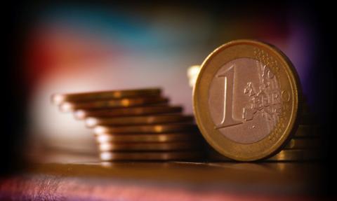 Kurs euro lekko w górę