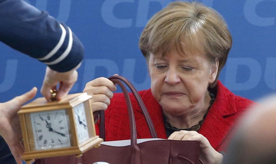 Niemcy przedłużają finansowanie pracy w skróconym wymiarze czasu