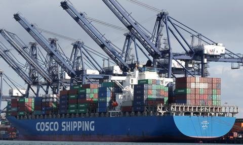 Rekordowy wzrost chińskiego eksportu